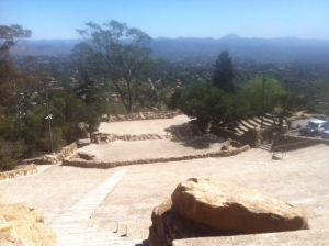 Mt. Helix nature theatre