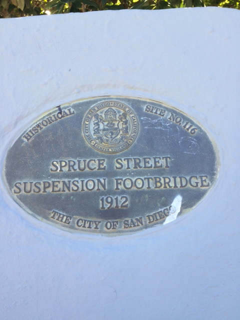 Spruce St dedication