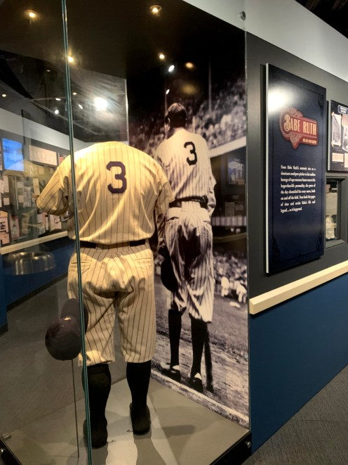 Babe Ruth section